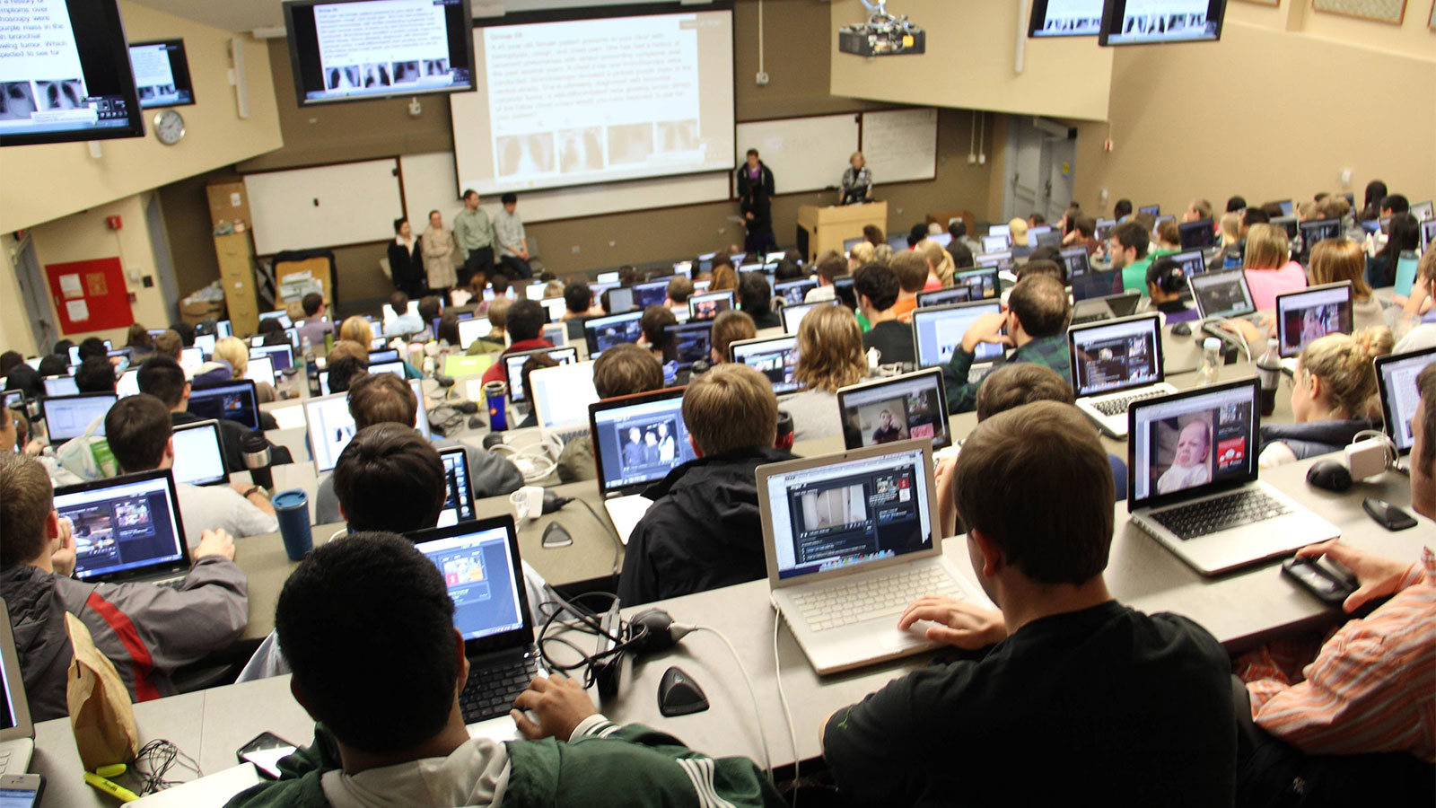 Harvard Classroom Design ~ Recordaantal studenten aan de universiteit antwerpen