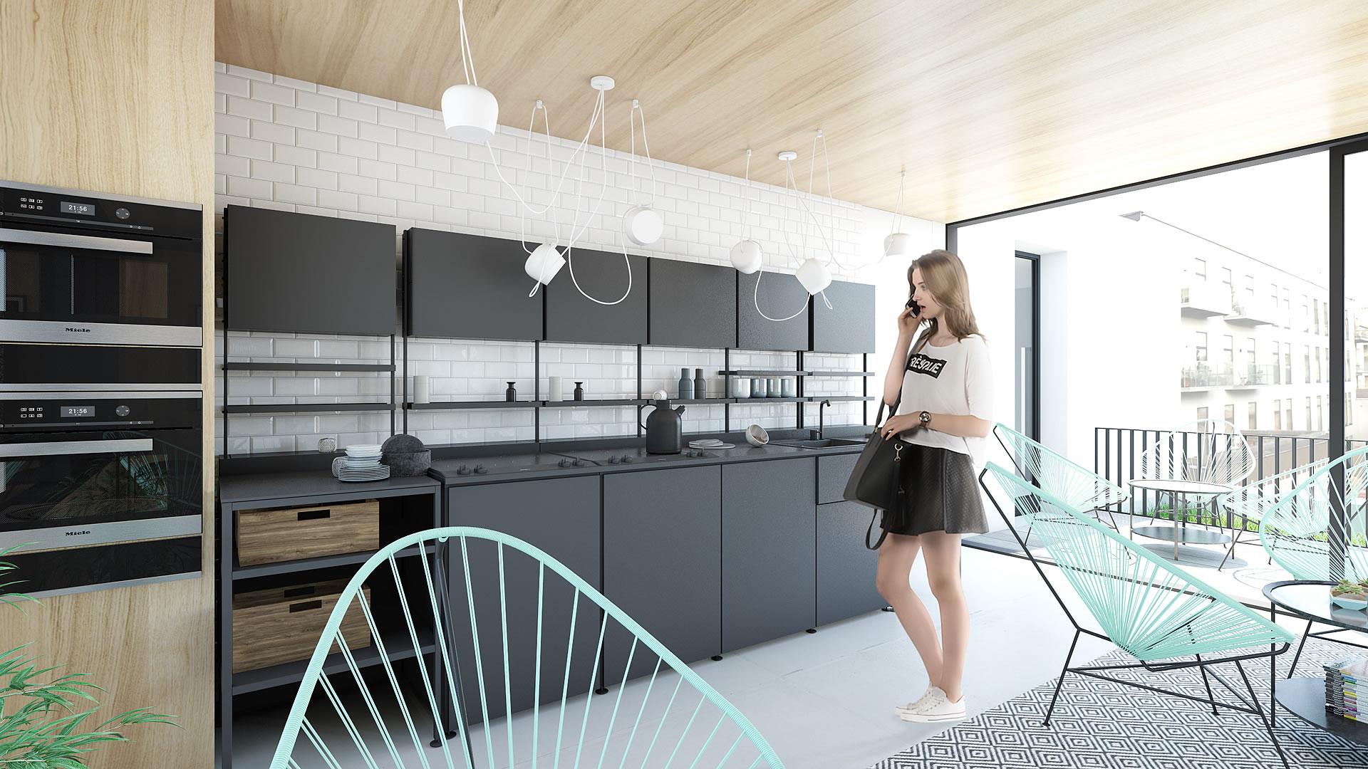 Keuken N°1