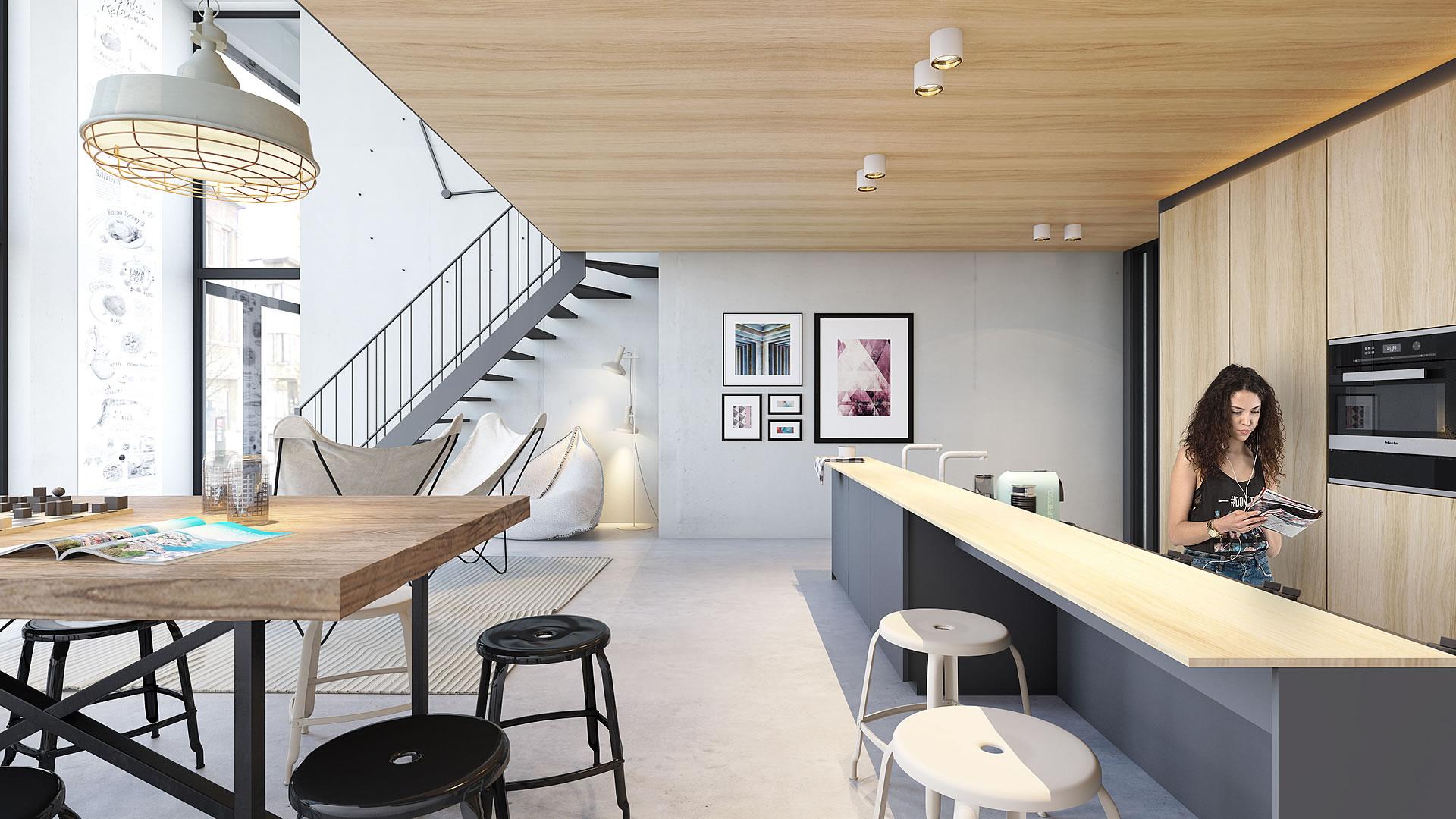 Keuken / Bar