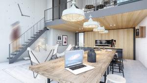 MiPA Duplex lounge