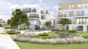 nieuwbouwprojecten assistentiewoningen te koop Beveren Exterieur